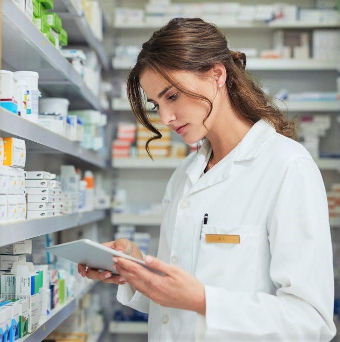 Pharmazie Student in Tschechien
