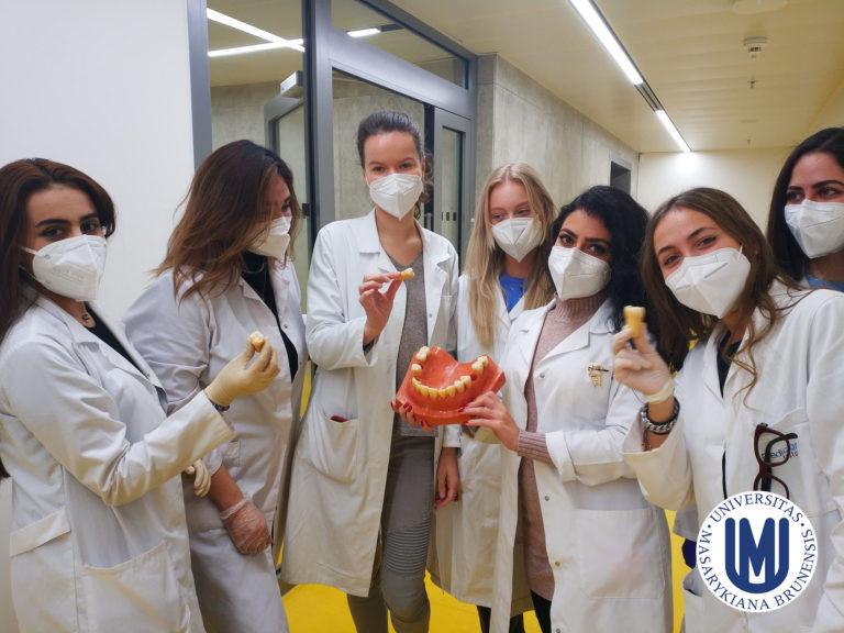 Medizinstudium an der Masaryk-Universität