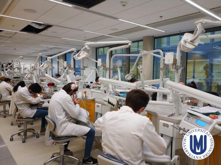 Zahnmedizinstudium an der Masaryk-Universität